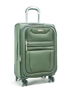 Calvin Klein Green Luggage Sets