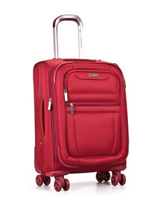 Calvin Klein Red Luggage Sets