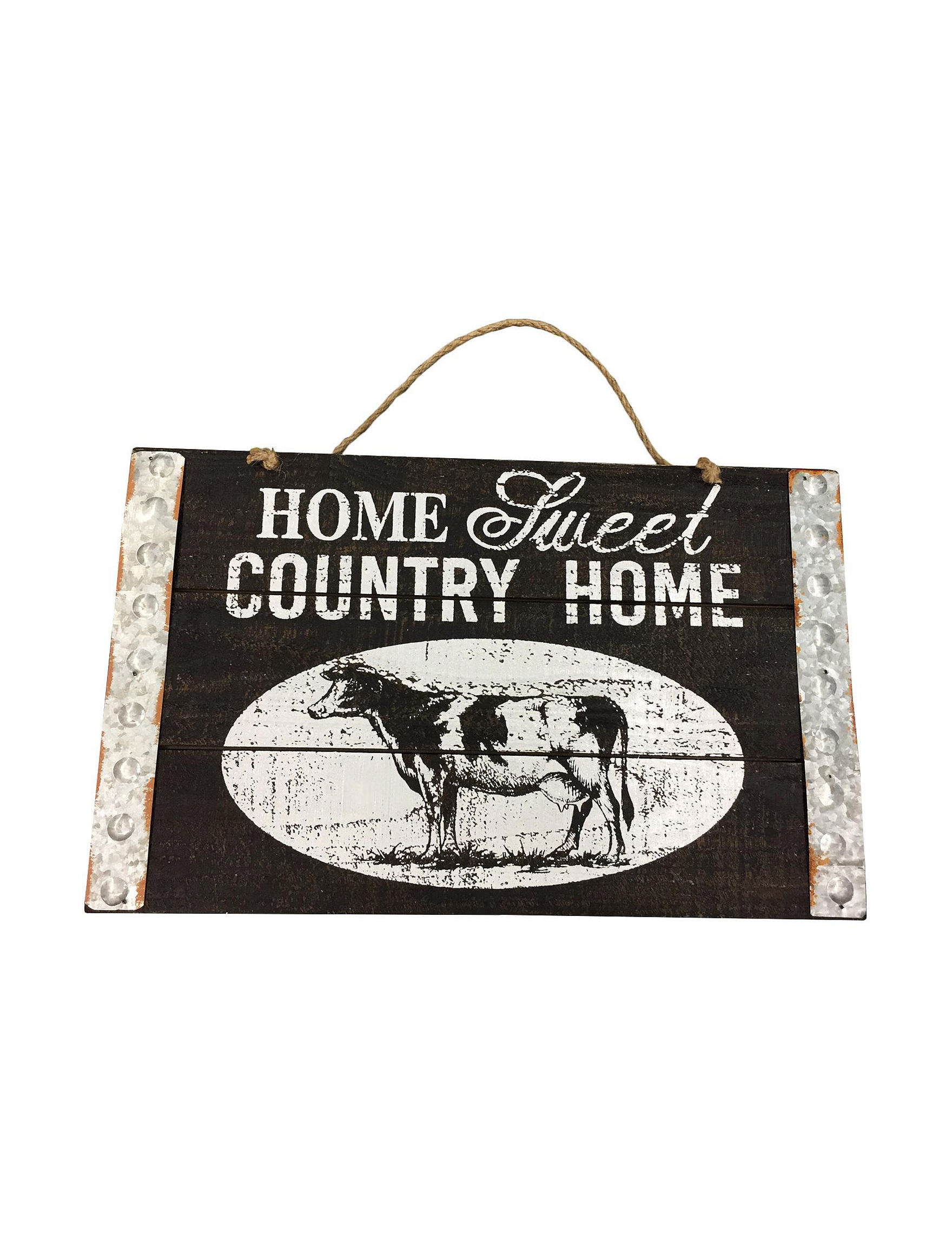 Wall Decor Gifts : Fancy that gift home sweet wall art stage stores