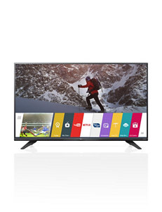 LG Black Televisions TV & Home Theater