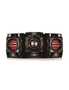 LG Black Home Theater Systems Home & Portable Audio
