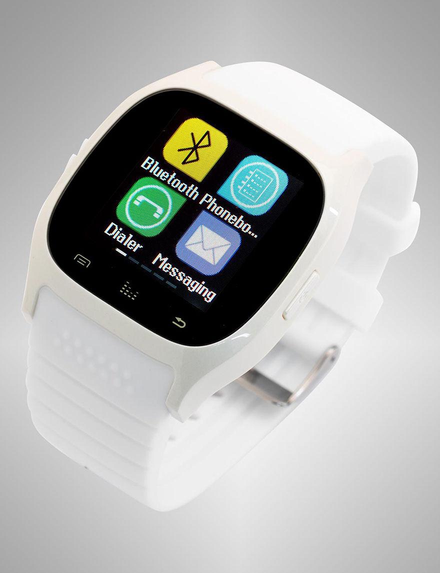 Chill Watch Smart White Tech Accessories