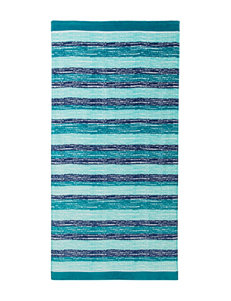 Peri Blue Beach Towels Towels