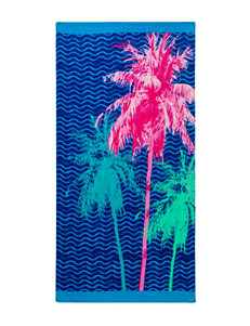 Peri Aqua Beach Towels Towels