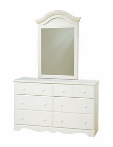 South Shore White Dressers & Chests Bedroom Furniture