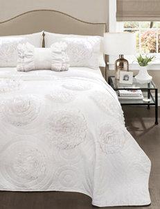 Lush Decor White Quilts & Quilt Sets