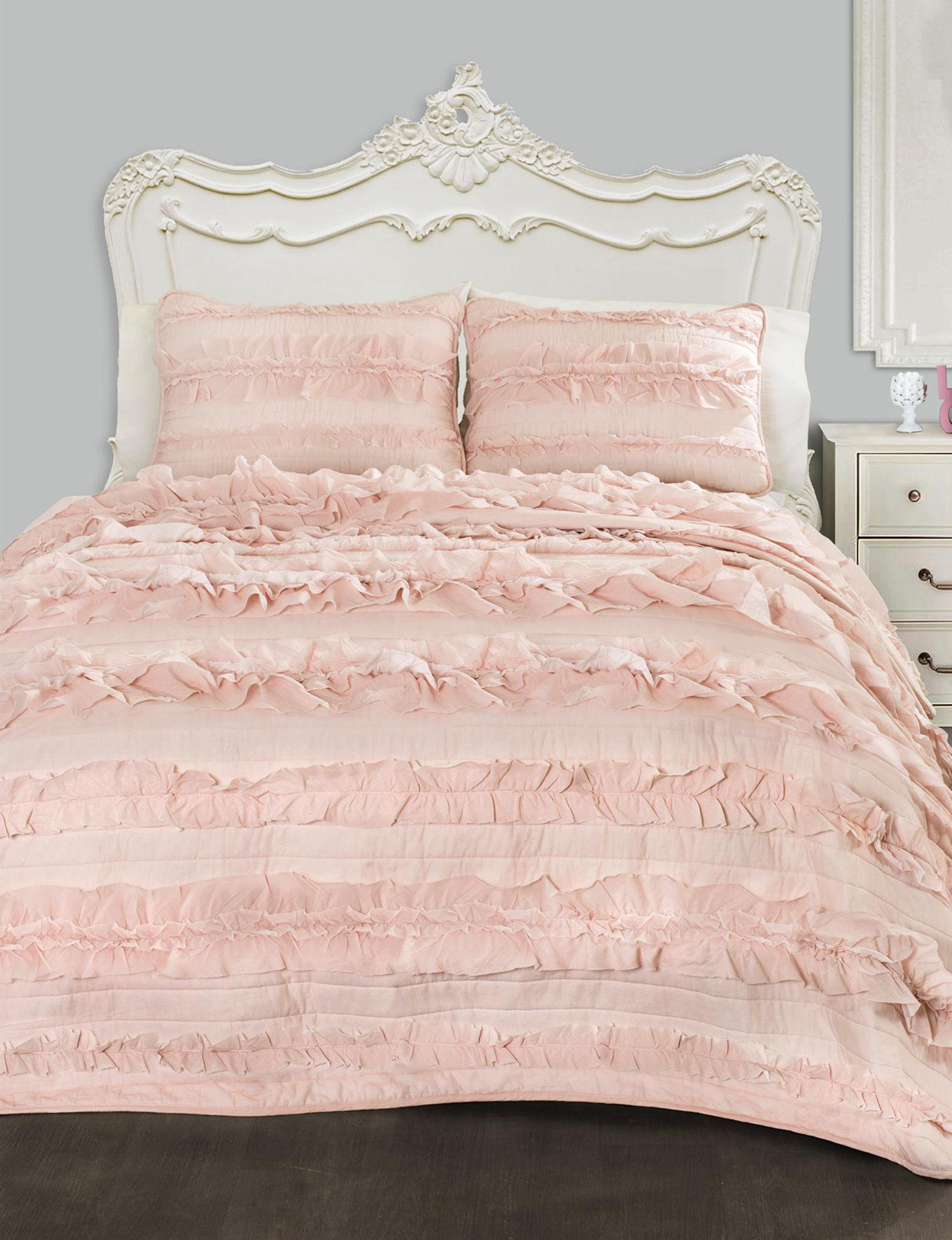 Lush Decor Pink Quilts & Quilt Sets