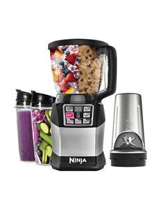 Ninja Stainless Blenders & Juicers Kitchen Appliances