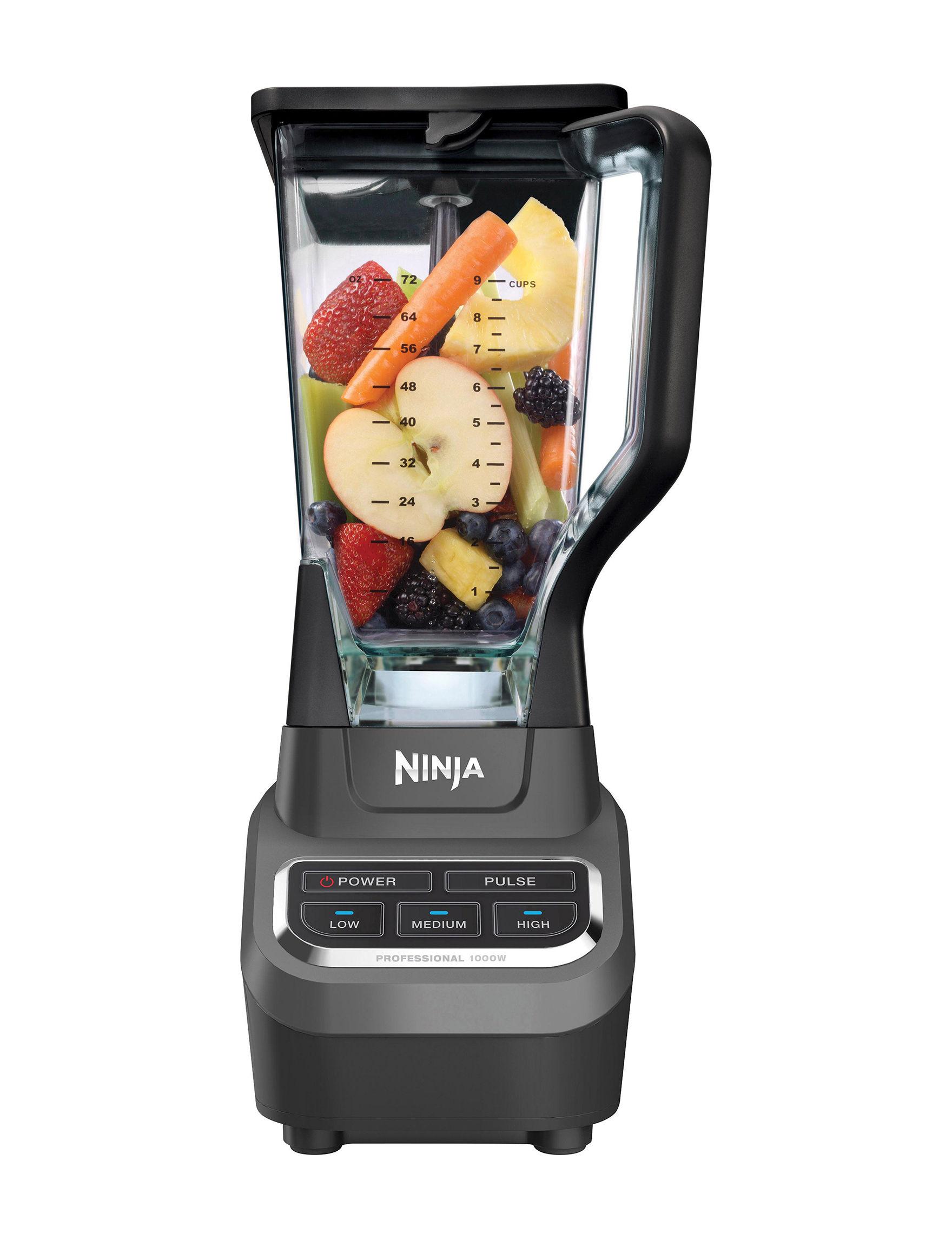Ninja Black Kitchen Appliances