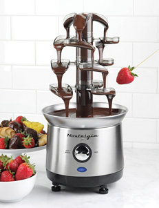 Nostalgia Electrics Stainless Specialty Food Makers Kitchen Appliances