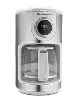 Coffee Maker On Clearance : KitchenAid 12-Cup Programmable Coffee Maker Stage Stores