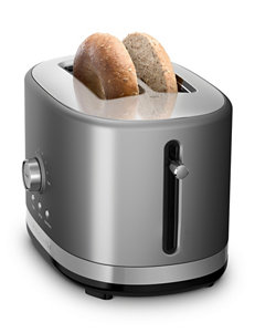 KitchenAid Silver Toasters & Toaster Ovens Kitchen Appliances