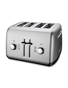 KitchenAid High Lift Lever 4-Slice Toaster