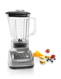 KitchenAid Silver Blenders & Juicers Kitchen Appliances