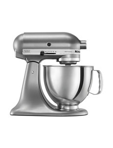 KitchenAid Silver Mixers & Attachments Kitchen Appliances