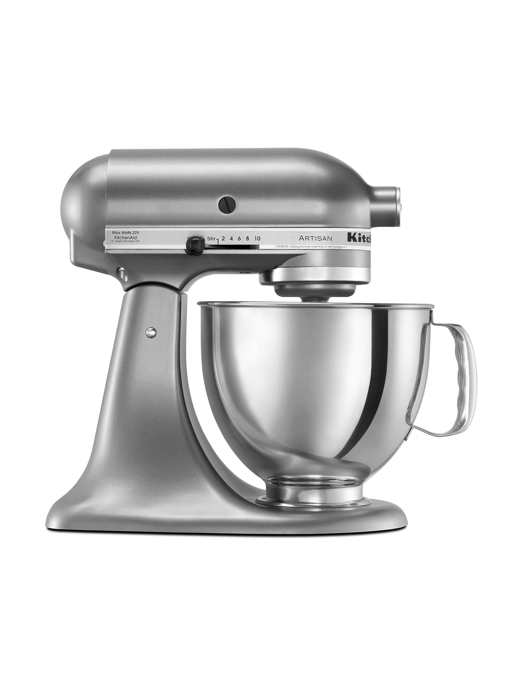 Kitchenaid artisan 5 quart stand mixer stage stores for Kitchenaid f series accessories
