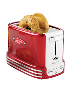 Nostalgia Electrics Red Toasters & Toaster Ovens Kitchen Appliances