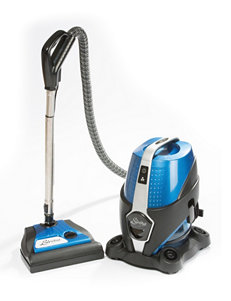 Sirena Water Filtration Bagless Canister Vacuum