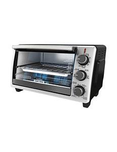 Black & Decker Black Toasters & Toaster Ovens Kitchen Appliances
