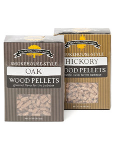 Charcoal Companion 2-pk. Smokehouse Pellets