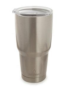 Core Home Silver Tumblers Drinkware