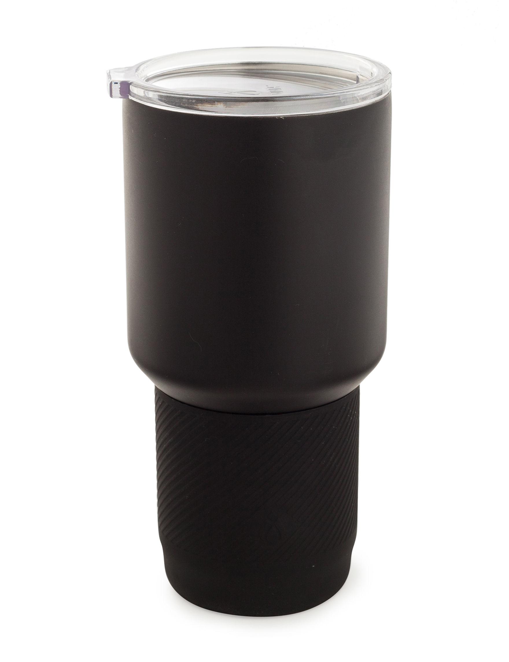 Core Home Black Tumblers Drinkware