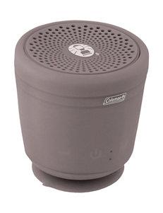 Coleman Gray Speakers & Docks Home & Portable Audio