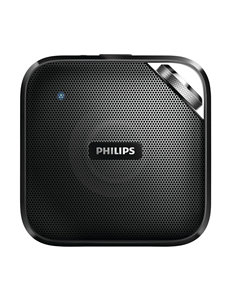 Philips Black Speakers & Docks Home & Portable Audio