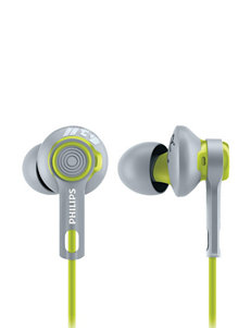 Philips Lime Headphones Home & Portable Audio
