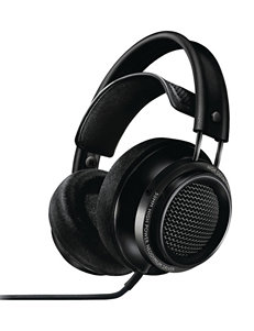 Philips Black Headphones Home & Portable Audio