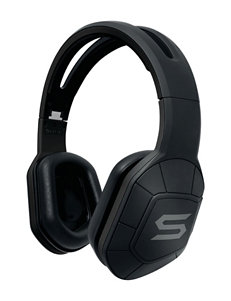 Soul Black Headphones Home & Portable Audio