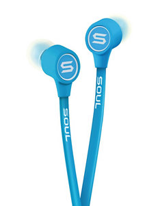 Soul Blue Headphones Home & Portable Audio