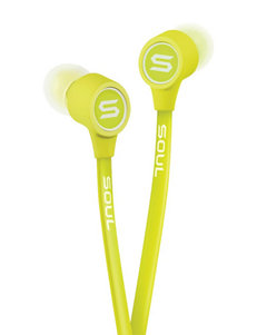 Soul Green Headphones Home & Portable Audio