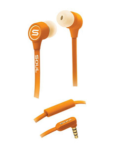 Soul Orange Headphones Home & Portable Audio