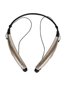 LG Gold Headphones Home & Portable Audio