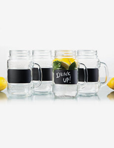 Home Essentials Clear Drinkware Sets Drinkware