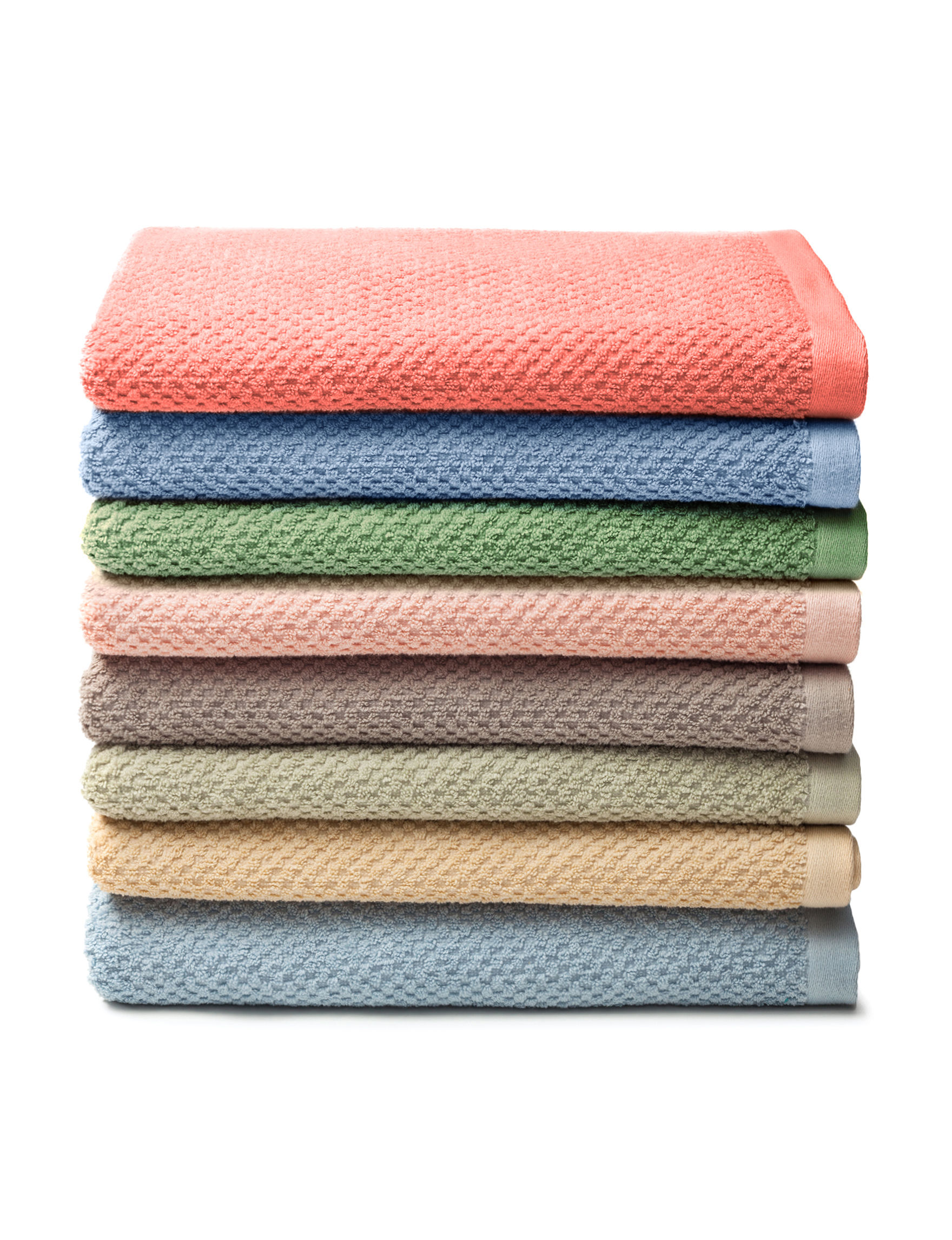 Great Hotels Collection Blush Bath Towels Towels