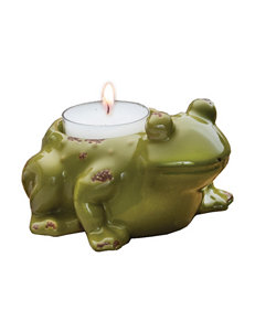 Prinz White Candles & Candle Holders Home Accents