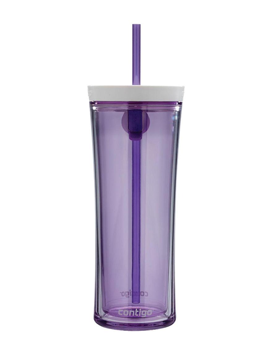Contigo Lilac Tumblers Drinkware
