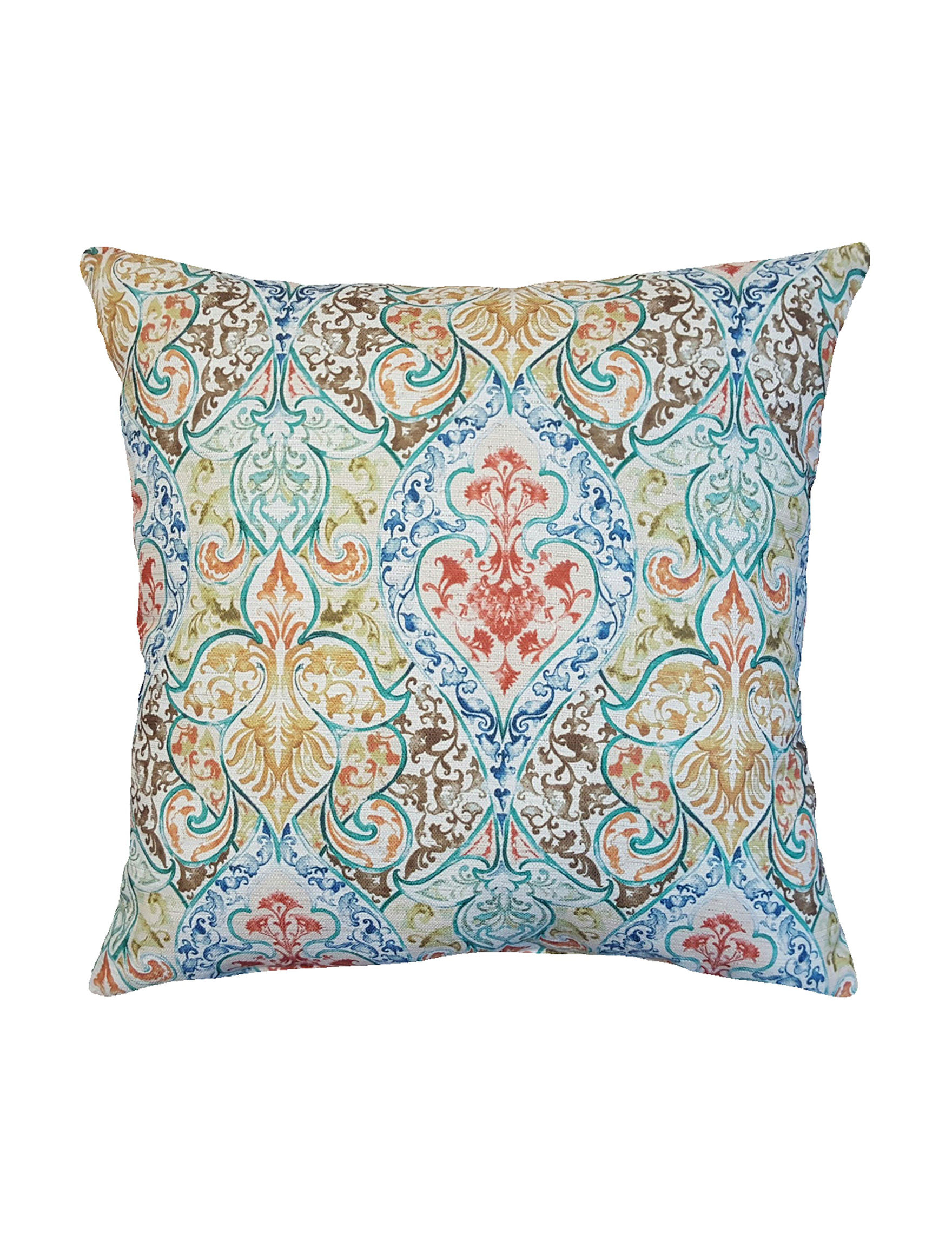 Home Fashions International Multi Decorative Pillows Outdoor Decor
