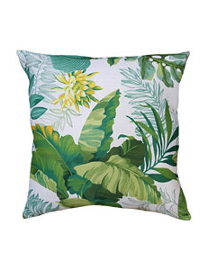 Home Fashions International Green Decorative Pillows Outdoor Decor