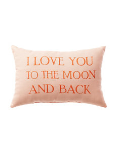 Home Fashions International Coral Decorative Pillows