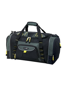 TPRC Black / Yellow Duffle Bags