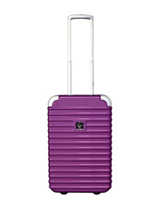 Seat-On Purple Upright Spinners