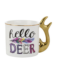 Tri Coastal Hello Deer Mug