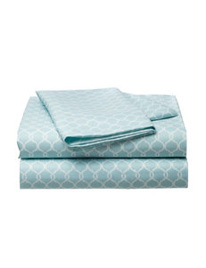 Great Hotels Collection Ogee Trellis Print Sheet Set