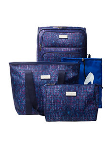 Jessica Simpson Navy Luggage Sets