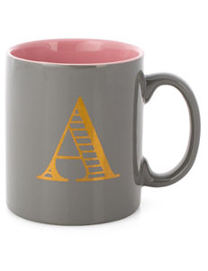 Tri Coastal Multi Monogram Mugs Drinkware