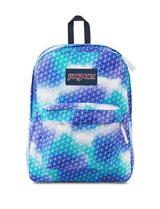 Jansport Blue / Multi Bookbags & Backpacks