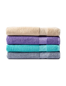 Jessica Simpson Navy Bath Towels Towels